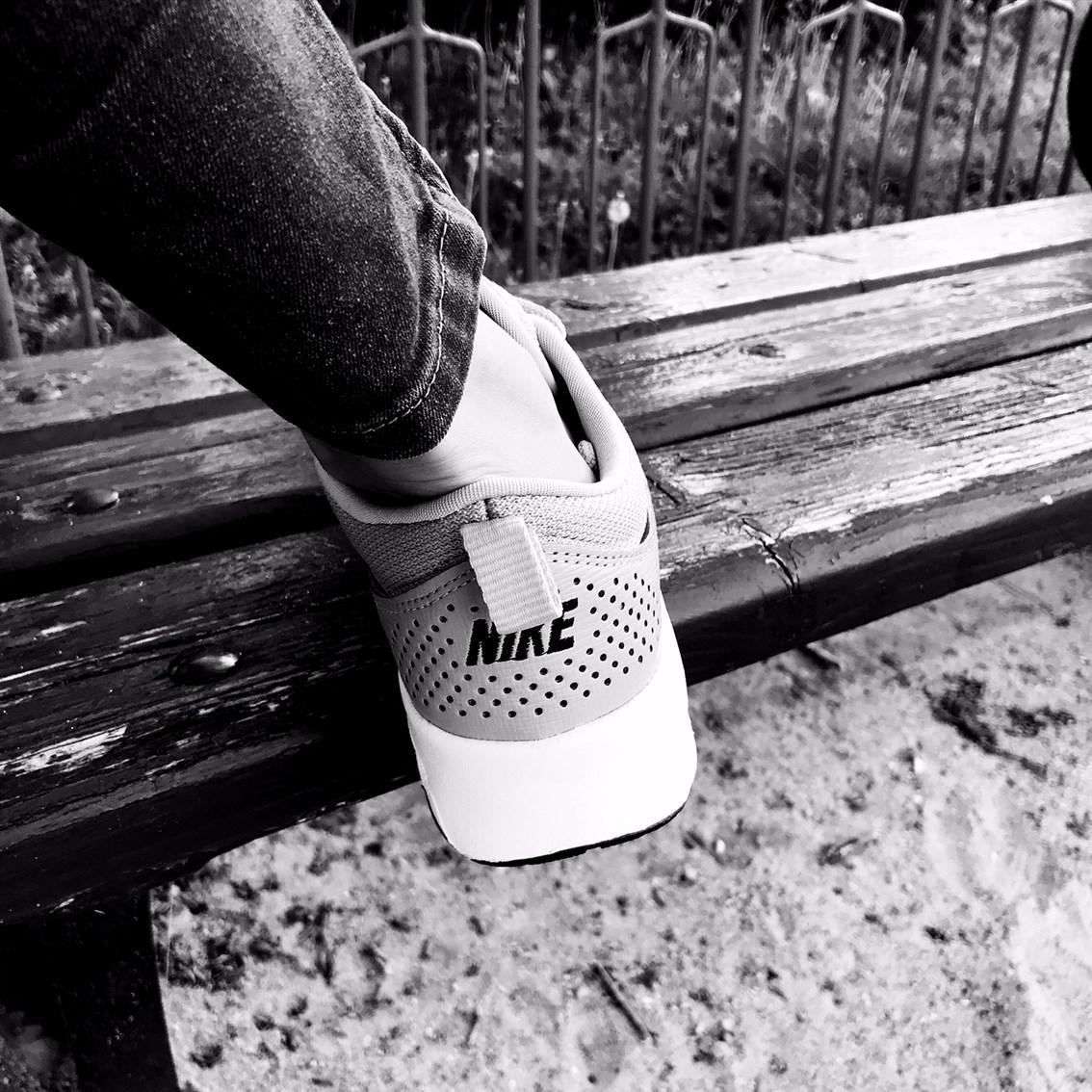 zdjęcie przedstawiające sneakersy damskie Nike Air Max