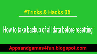 how-to-take-backup-all-data-before-factory-reset-android