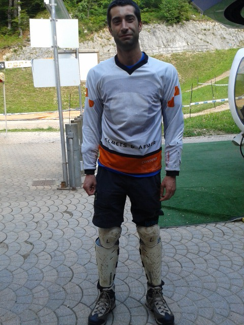 mountain bike paganella