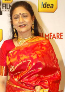 Aruna Irani family, daughter, age, hot, movies, photo, date of birth, daughter name, children, husband, family photos, son, songs, kuku kohli aruna irani children, images