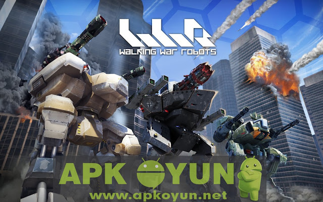 Walking-War-Robots-Premium-Hack