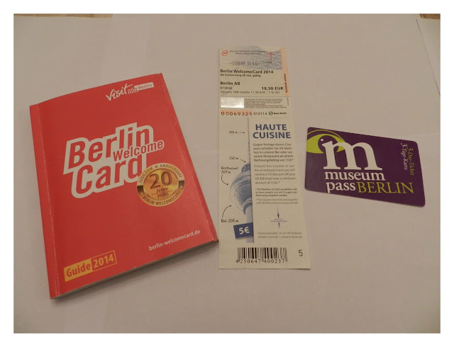 Berlim Welcome Card e Museum Pass Berlim