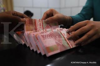 Kurs rupiah terjungkal ke Rp 14.520 per dollar AS