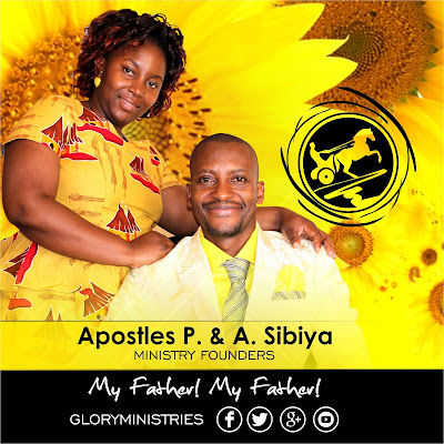 Apostles Pride and Anna Sibiya: Glory Ministries Founders