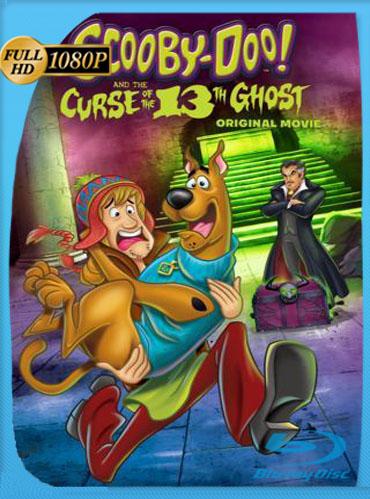 Scooby-Doo! y La Maldición del Fantasma Numero 13 (2019) HD [1080p] Latino Dual [GoogleDrive] 