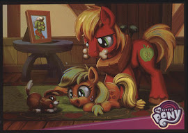 My Little Pony Welcome to the Family Series 4 Trading Card
