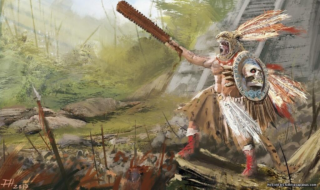 7 Fakta Menggerunkan Tentang Pahlawan Aztec