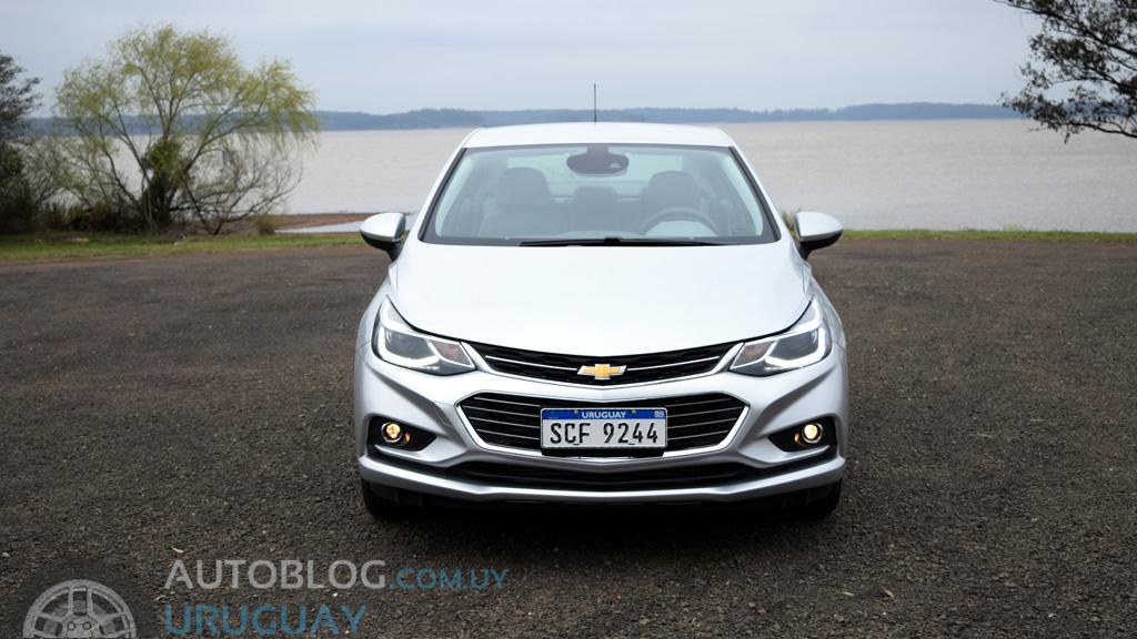 Prueba: Chevrolet Cruze Sedán LTZ+ 1.4 Turbo A/T : Autoblog Uruguay ...