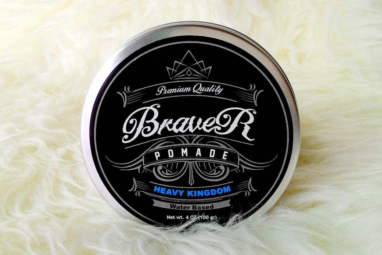 Braver Pomade Heavy Kingdom Toar Ampamp Roby And Tnr Duty Free Sisir Original Brever