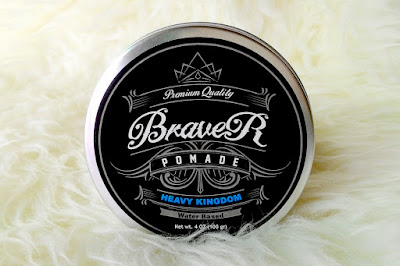 Brever Pomade Heavy Kingdom