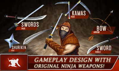 Ninja Warrior Assassin 3D v1.1.1 Mod APK-4