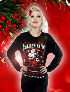 Harley Quinn Christmas Sweatshirt