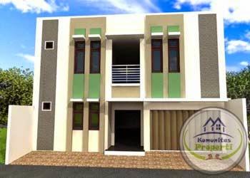 Dijual Rumah Kosan 2 Lantai Medan