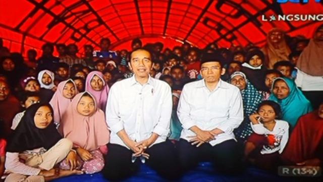 Roy Suryo Sudah Prediksi Jokowi Bakal Show Off dari Lombok