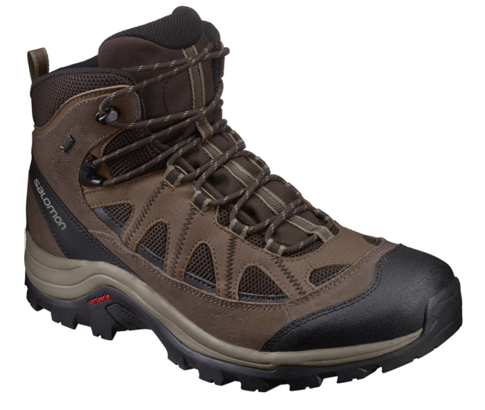 Salomon GTX Boots - Best Footwear for walking on ice