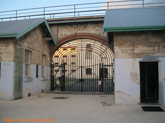 Second gate of Fremantle Prison, Fremantle City
