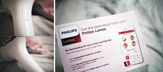 philips lumea app ipl