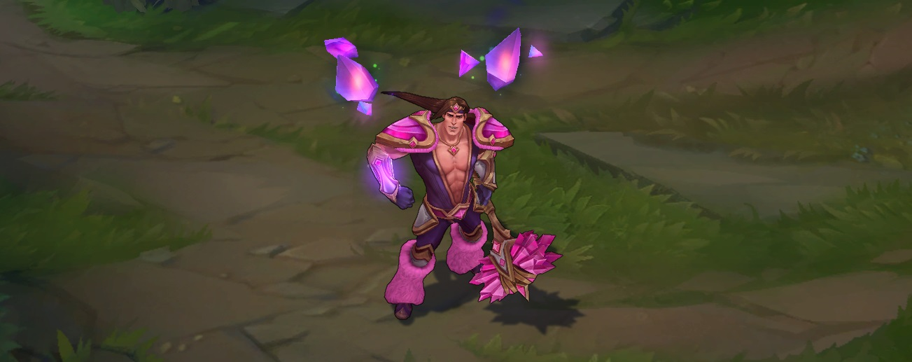 Surrender at 20: [Patch 6.8] Taric Champion Update