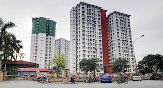 Ilham Apartment untuk Disewa