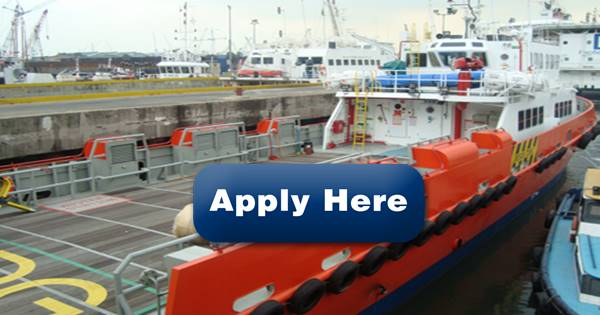 Hiring Master, Chief Engineer For Offshore Crewboat Vessel