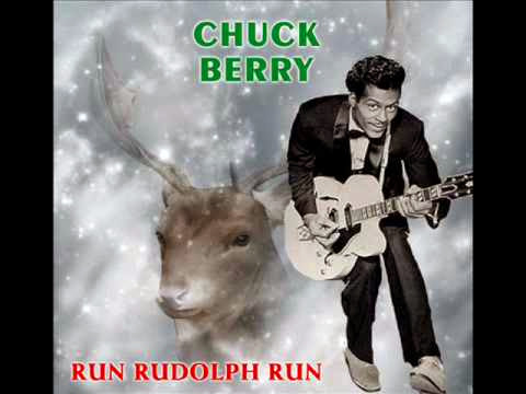 "The only ""Run Run Rudolph"" (Run Rudolph Run) Post You Will Ever Need"