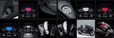 Motor Honda NM4 Vultus Terbaru