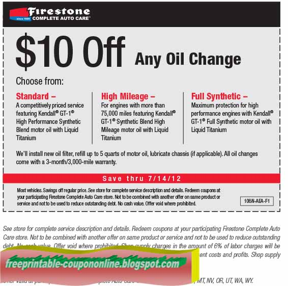 Ford Oil Change Coupon >> Firestone Coupons For Oil Change Apple Ford Of Red Lion