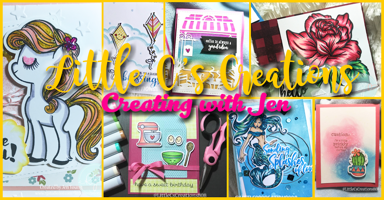 Little C's Creations: Creating with Jen