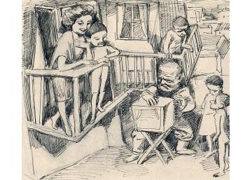 Tarçın Dükkanları - Bruno Schulz