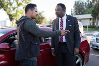 Michael Pena and Isiah Whitlock Jr. in CHiPs (28)
