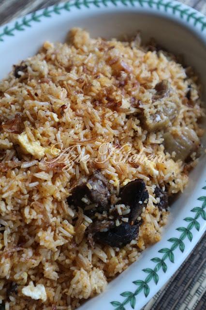 Nasi Goreng Daging Wagyu