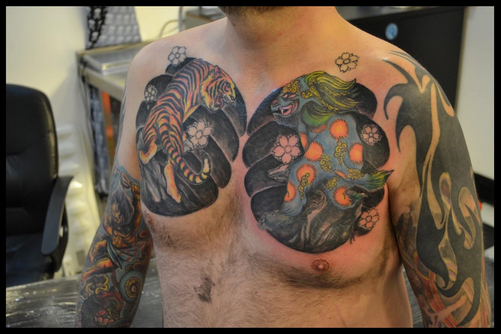 Philip Towers (tattoo Artist