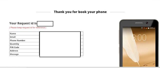 PHONE AT JUST RS888