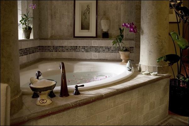 Old World Bathroom Design Ideas