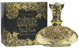 Jeanne Arthes Guipure & Silk Ylang Vanille Woman