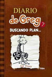 Diario de Greg 7 Buscando un plan