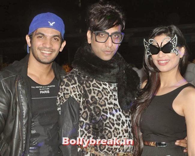 Arjun Bijlani With Rehan Shah, Mumbai Page 3 Celebs at Rehan Shah Birthday Party