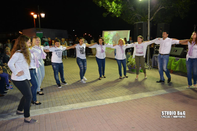 Αργολίδα: Γιόρτασαν την αγκινάρα στα Ίρια