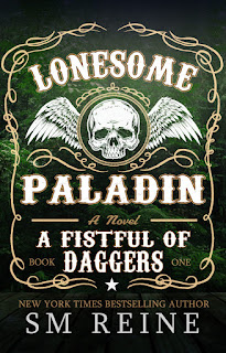 Lonesome Paladin by S.M. Reine