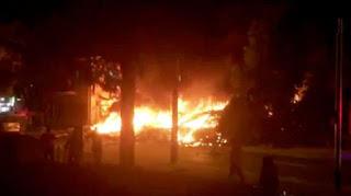 مقتل 4 أشخاص وإصابة أكثر من 15 في انفجار بمتجر إسرائيلي