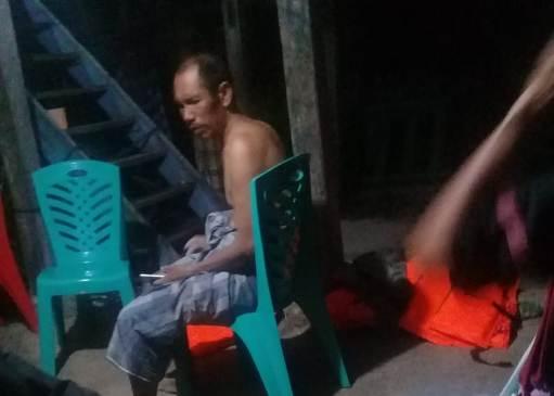 5 Orang Awak Kapal, Tenggelam Warga Pangkep Terdampar Di Pulau Jinato