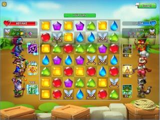 Games Pet Heroes: Puzzle Adventure Apk
