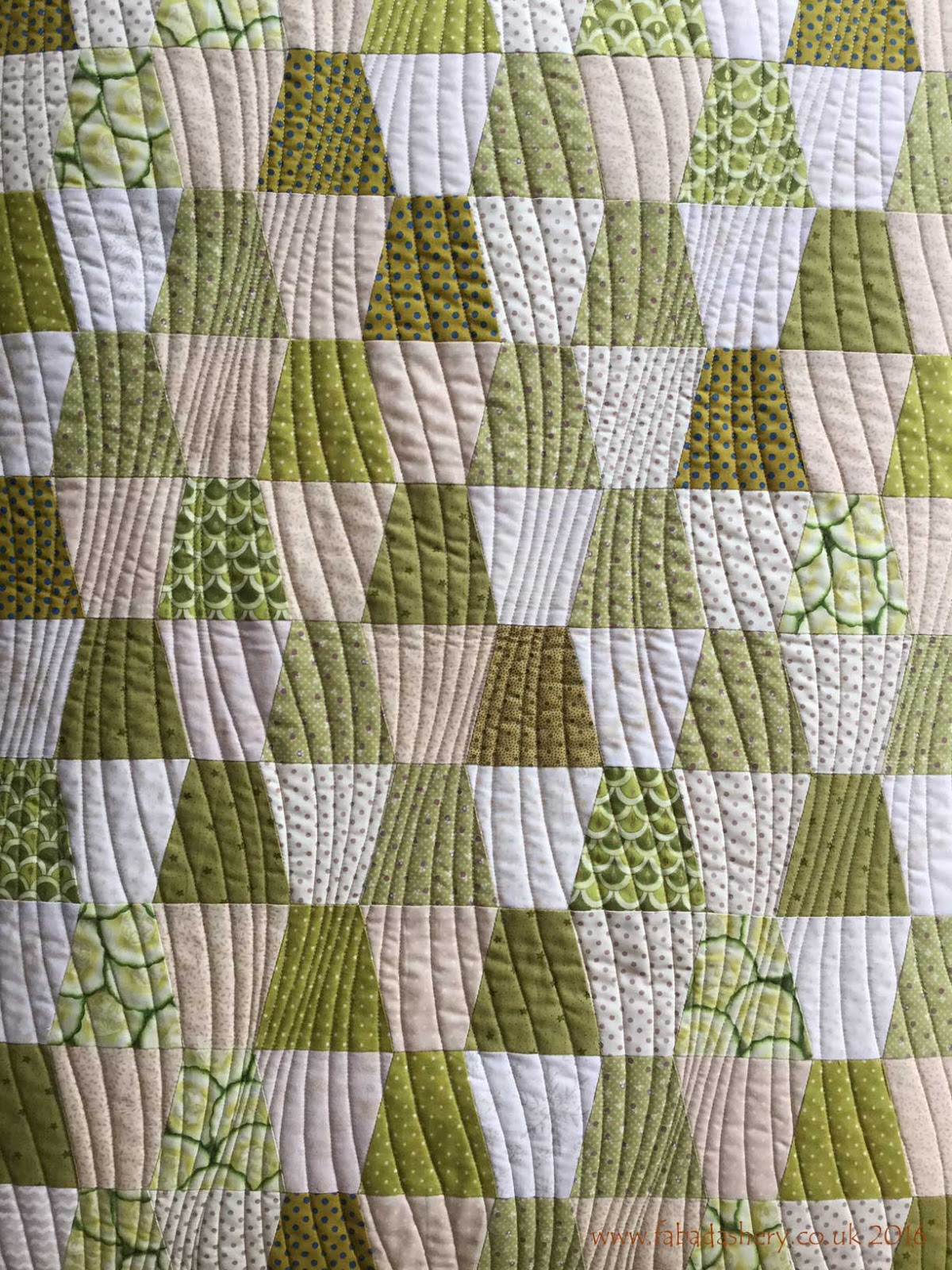 Fabadashery Longarm Quilting Quilting In A Modern Style