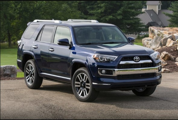 2019 Toyota 4runner Nightshade Review
