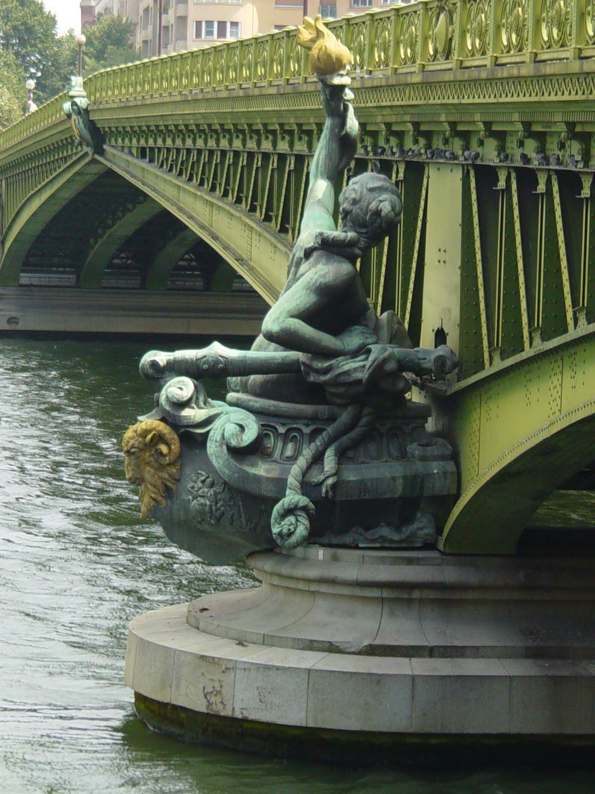 le pont mirabeau muse d apollinaire paris d 39 un pont. Black Bedroom Furniture Sets. Home Design Ideas