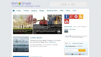 free download blog templates blogspot 11