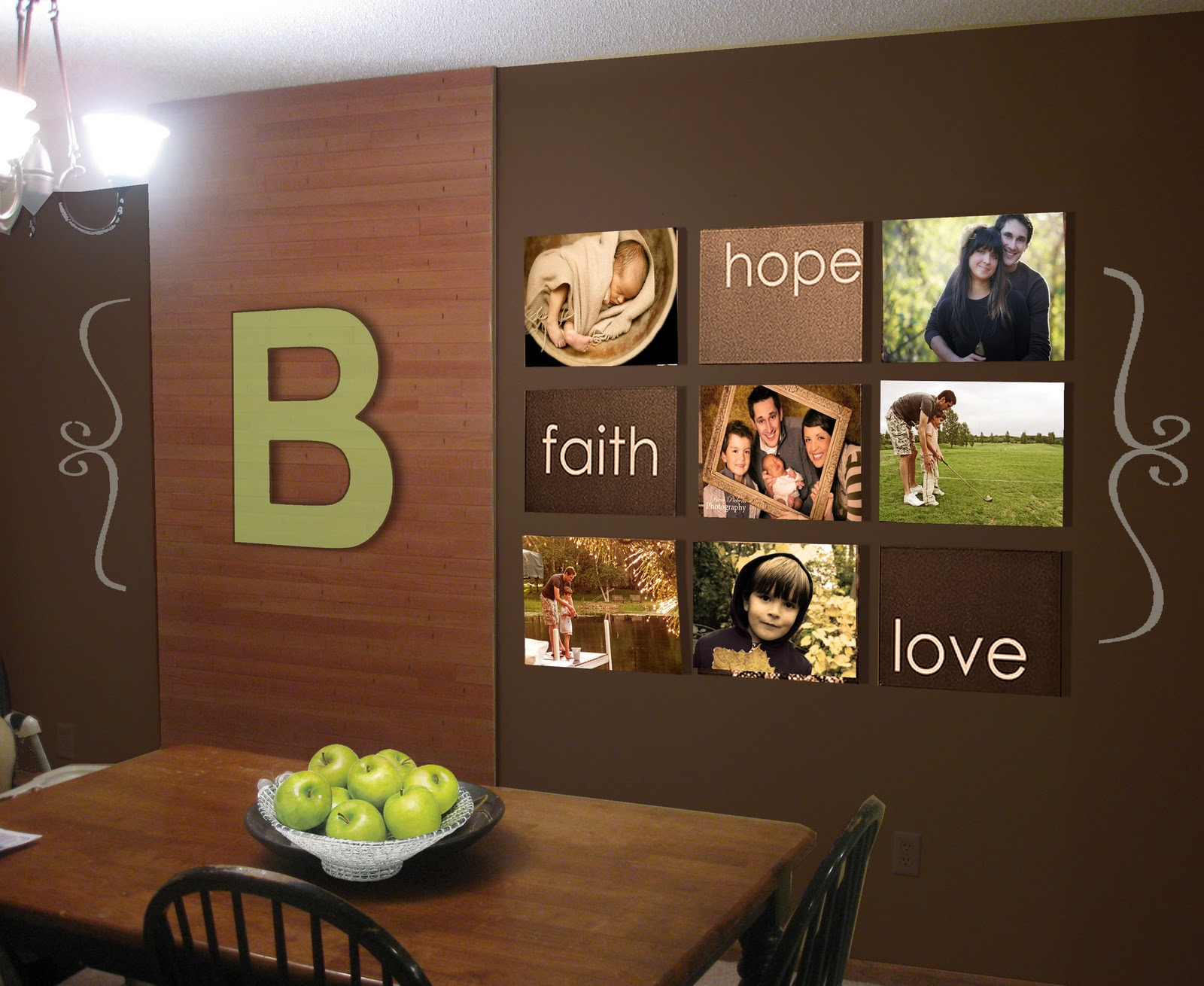 It 39 s only funny if you 39 re a mom dining room idea 2 the - Dining room wall decor ...