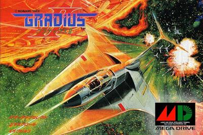 'Gradius II' En Desarrollo para Sega Mega Drive?