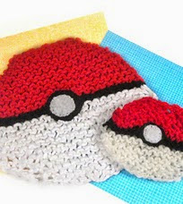 http://www.ravelry.com/patterns/library/pokeball-washcloth