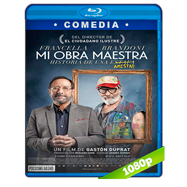 Mi obra maestra (2018) HD BDREMUX 1080p Latino